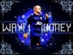 Wayne Rooney the star