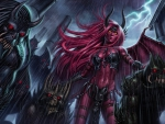 *Baal and Her Demons*