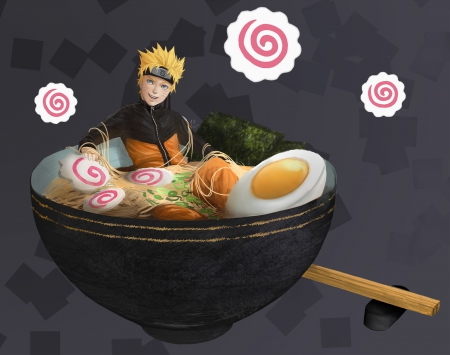 Naruto And Ramen Naruto Anime Background Wallpapers On Desktop