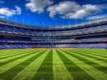marvelous summer day at yankee stadium