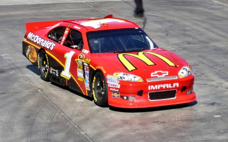 1 Jamie McMurray - Jamie McMurray, photography, Earnhardt Ganassi Racing, auto, NASCAR, McMurray, racing, wide screen, Las Vegas Motor Speedway, photo