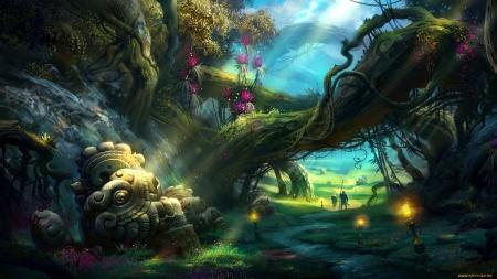 Ancient Eden