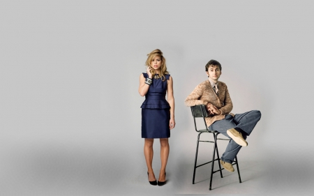 David Tennant and Billie Piper - David Tennant, Billie and David, David and Billie, Piper and Tennant, Billie Piper