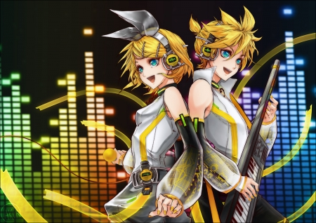 Turn Up The Music Other Anime Background Wallpapers On