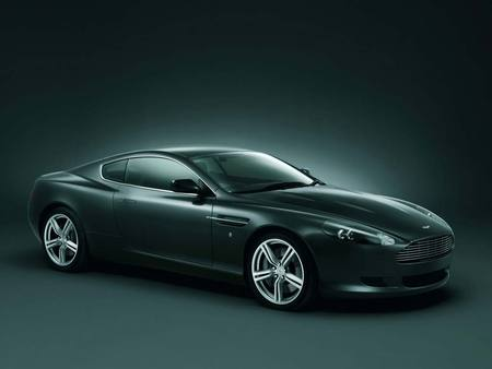 Aston Martin DB9 - sportscar, car, british, aston martin