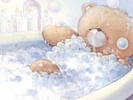 Teddy Bath