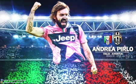 Andrea Pirlo Juventus Wallpaper - pirlo wallpaper, juventus, ac milan, world cup 2014, FIFA Confederations Cup Brazil 2013, nike, champions league, football, Andrea Pirlo Juventus Wallpaper, pirlo