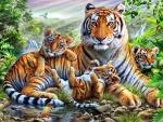Mother Tiger