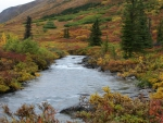South Fork Eagle River, Alaska