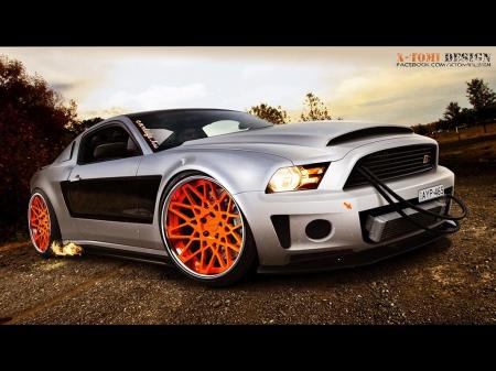 2014 Ford Mustang Shelby Gt500 Super Snake Wallpaper Ford Shelby Gt500 Super Snake