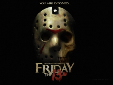 FRIDAY THE 13TH - HOCKEY MASK, KILLER, 13TH, JASON