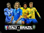 FIFA Confederations Cup 2013 ITALY - BRAZIL