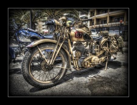 Vintage Harley Harley Davidson Motorcycles Background Wallpapers