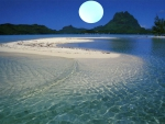 Blue Moon Beach