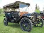 1910 Everitt Model 30 Touring HP 30