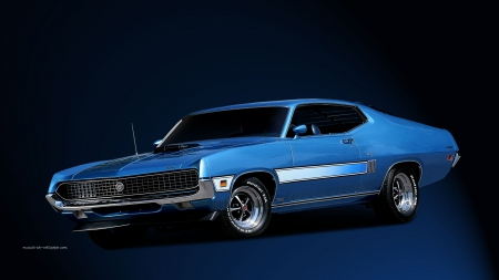 1970 Ford Torino GT - Ford & Cars Background Wallpapers on
