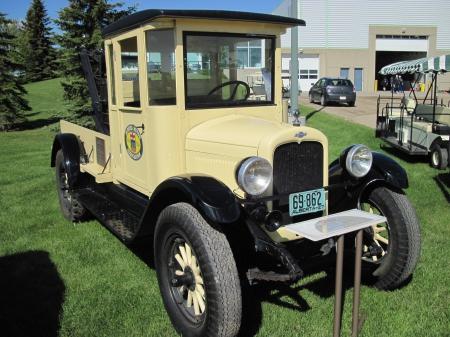 1927 Chevrolet Tow Truck