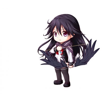 Chibi Archer Other Anime Background Wallpapers On Desktop Nexus
