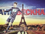 David Beckham PSG Wallpaper