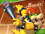 mario superstar baseball bowser wallpaper