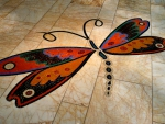 Abstract Butterfly f