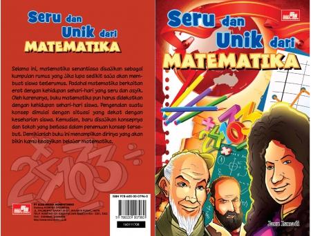 Seru dan Unik dari Matematika - Janu Ismadi, Math, Book, Amazing