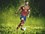 Sergio Ramos Spain Wallpaper