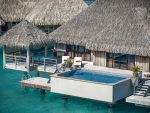 St Regis Grand Water Villa Bungalow with Jacuzzi Bora Bora