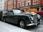 Bently Continental fastback