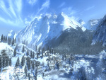 Landscape of Battlefield Bad Company 2
