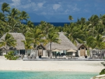 st regis royal estate beach villa bora bora french polynesia