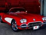 Corvette Chevrolet c1 1959