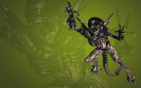 xenomorph - xenomorph, space killer, alien, space