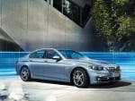 BMW 5 ActiveHybrid 2014
