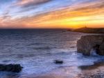 magnificent seascape hdr