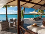 St Regis Resort and Hotel Bora Bora Blue Lagoon Island Polynesia
