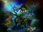 'The Blue Cottage of Xmas'