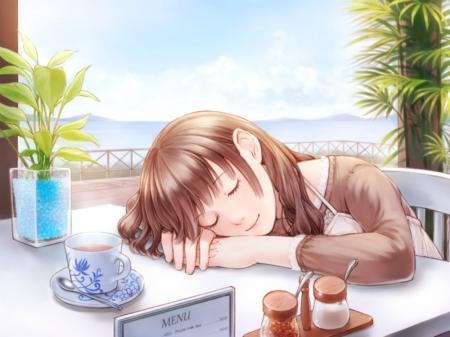 Sleeping Other Anime Background Wallpapers On Desktop Nexus Image 1494409