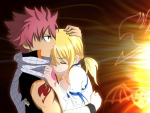 Fairy tail Natsu and Lucy