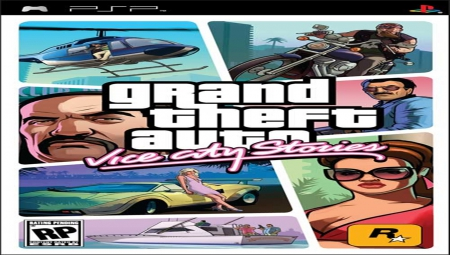 Grand Theft Auto: Vice City - video games, rockstar, grand theft auto, playstation