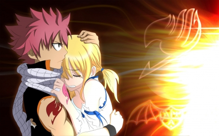 Natsu and lucy romance