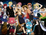One Piece ☠ Fairy Tail