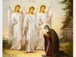 The Holy Trinity and Saint Alexander of Svir