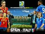 FIFA Confederations Cup 2013 Spain - Italy