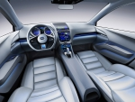 Subaru interior concept car