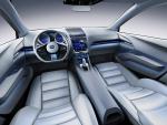 Subaru interior concept car