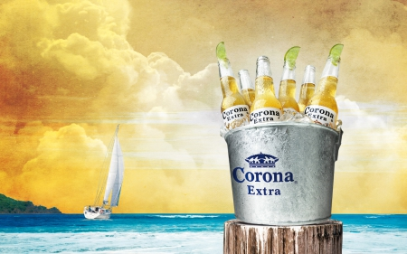 Corona Extra Beer Other Abstract Background Wallpapers On