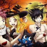 Fairy tail Halloween