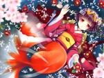 GoldFish Kimono