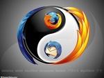 Firefox Thunderbird Yin Yang